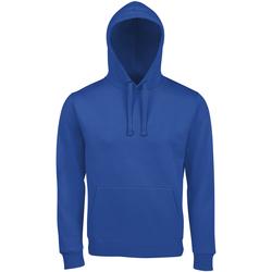 textil Hombre sudaderas Sols SPENCER KANGAROO MEN Azul