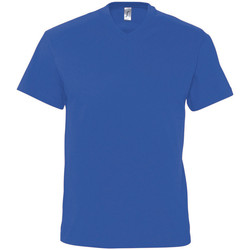 textil Hombre Camisetas manga corta Sols VICTORY COLORS Azul