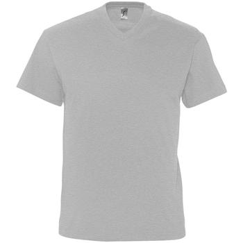 textil Hombre Camisetas manga corta Sols VICTORY COLORS Gris