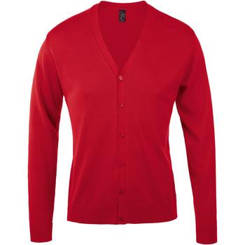 textil Hombre Chaquetas de punto Sols GOLDEN ELEGANT MEN Rojo