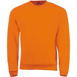 textil Hombre sudaderas Sols SPIDER CITY MEN Naranja