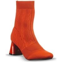 Zapatos Mujer Botines Exé Shoes PAOLINA 421 Botines Mujer Rojo Rojo