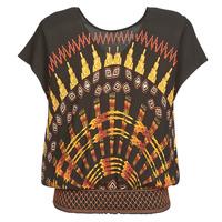 textil Mujer Tops / Blusas Desigual NAPOLES Multicolor