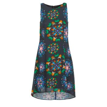 textil Mujer Vestidos cortos Desigual CLAIR Multicolor