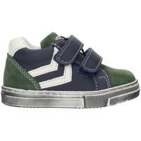 Zapatos Niño Zapatillas altas Balocchi 993270 Azul y verde