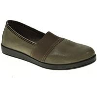 Zapatos Mujer Mocasín Momem 00364 Gris