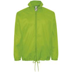 textil Cortaviento Sols SHIFT HIDRO SPORT Verde