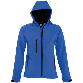 textil Mujer cazadoras Sols REPLAY WOMEN STYLE Azul