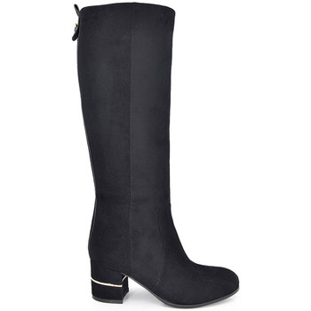 Zapatos Mujer Botas urbanas Exé Shoes BOTAS TACON ANCHO BASICO XJ1133-YQ1129-8