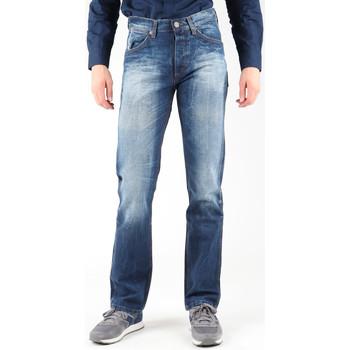 textil Hombre Vaqueros rectos Wrangler Ace W14RD421X azul