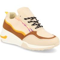 Zapatos Mujer Zapatillas bajas Festissimo 881 Beige