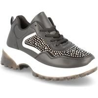 Zapatos Mujer Zapatillas bajas Festissimo F9016 Negro