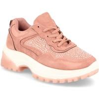 Zapatos Mujer Zapatillas bajas Festissimo F9016 Rosa