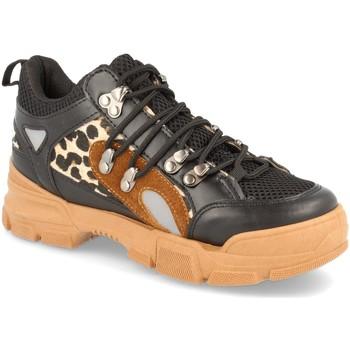 Zapatos Mujer Zapatillas bajas Ainy G06 Leopardo