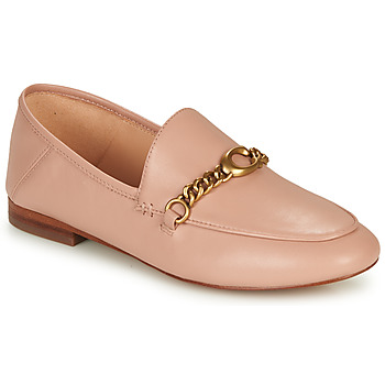 Zapatos Mujer Mocasín Coach HELENA LOAFER Rosa / Nude