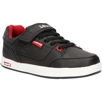 Zapatos Niños Zapatillas bajas Levi's VGRA0061S NEW GRACE Negro