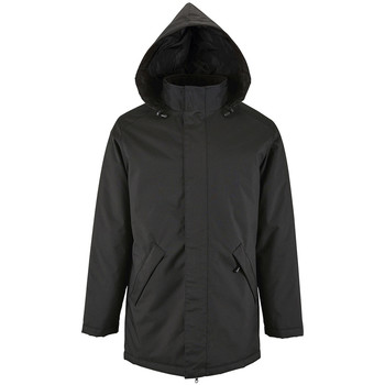 textil Mujer parkas Sols ROBYN PADDED LINING WOMEN Negro