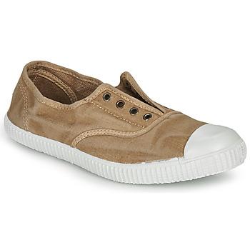 Zapatos Mujer Slip on Chipie JOSEPH ENZ Beige