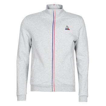 textil Hombre chaquetas de deporte Le Coq Sportif ESS FZ Sweat N°2 M Gris / China