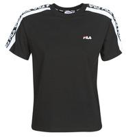 textil Mujer Camisetas manga corta Fila TANDY Negro