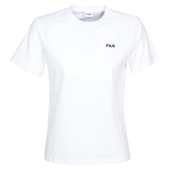 textil Mujer camisetas manga corta Fila EARA Blanco