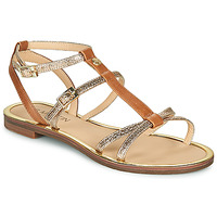 Zapatos Mujer Sandalias JB Martin 1GRIOTTES Marrón / Oro