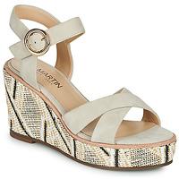 Zapatos Mujer Sandalias JB Martin EMEA Beige