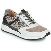 Zapatos Mujer Zapatillas bajas JB Martin 1KALIO Blanco / Beige / Negro