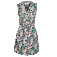 textil Mujer vestidos cortos Deeluxe NESSI Multicolor