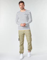 textil Hombre Pantalón cargo Deeluxe TROPERY Kaki