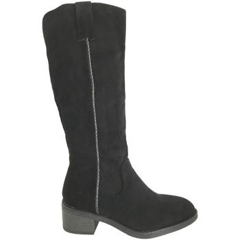 Zapatos Mujer Botas urbanas H&d HD-521 Negro
