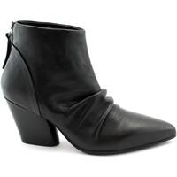 Zapatos Mujer Botines Mat:20 MAT-I19-5600-WN Nero