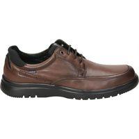 Zapatos Hombre Derbie Nuper 5051 Marron
