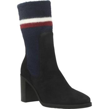 Zapatos Mujer Botines Tommy Hilfiger FW0FW04497 Azul