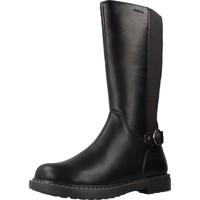 Zapatos Mujer Botas urbanas Geox J949QF Negro