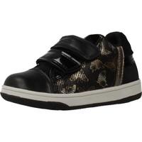 Zapatos Niña Zapatillas bajas Geox NEW FLICK GIRL Negro