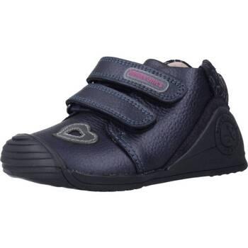 Zapatos Niña Zapatillas bajas Biomecanics 191125 Azul