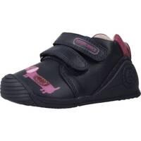 Zapatos Niña Zapatillas bajas Biomecanics 191129 Azul