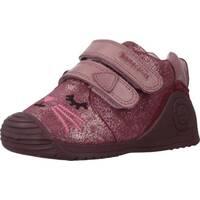 Zapatos Niña Zapatillas bajas Biomecanics 191135 Rosa