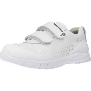 Zapatos Niña Zapatillas bajas Biomecanics 182195 Blanco