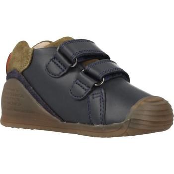 Zapatos Niño Zapatillas bajas Biomecanics 191153 Azul