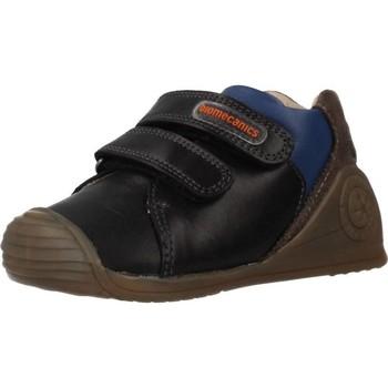 Zapatos Niño Zapatillas bajas Biomecanics 191155 Negro