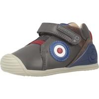 Zapatos Niño Zapatillas bajas Biomecanics 191157 Gris