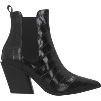 Zapatos Mujer Botines Elvio Zanon EK2604X Negro
