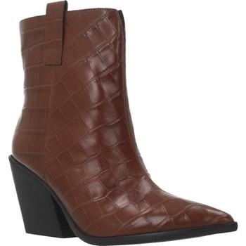 Zapatos Mujer Botines Elvio Zanon EK2606X Marron