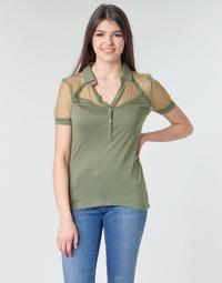 textil Mujer Tops / Blusas Kaporal BOSSA Kaki