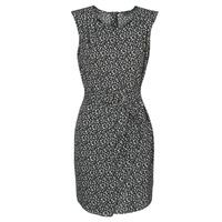 textil Mujer vestidos cortos Ikks BQ30045-02 Negro