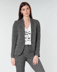 textil Mujer Chaquetas / Americana Ikks BQ40025-02 Negro