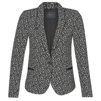 textil Mujer Chaquetas / Americana Ikks BQ40025-03 Negro