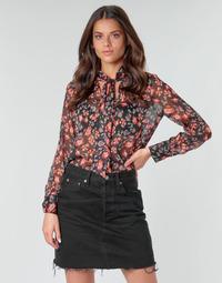 textil Mujer Tops / Blusas Ikks BQ13105-03 Multicolor
